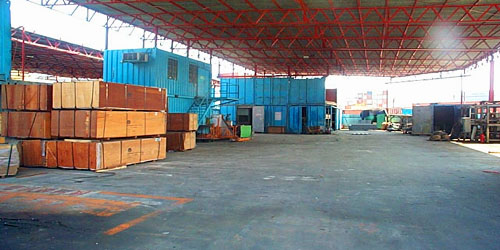 Container System Limited